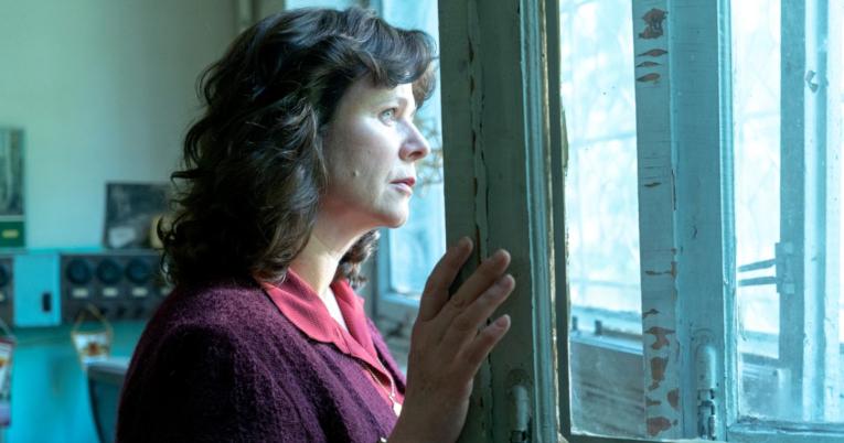 Emily Watson como Ulana Khomyuk, en 'Chernobyl'