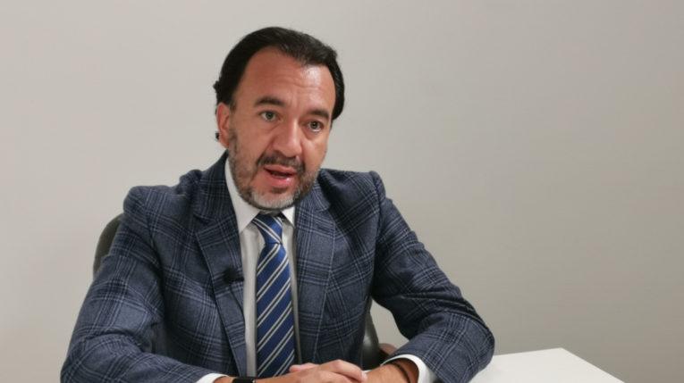 El asambleísta Pabel Muñoz.