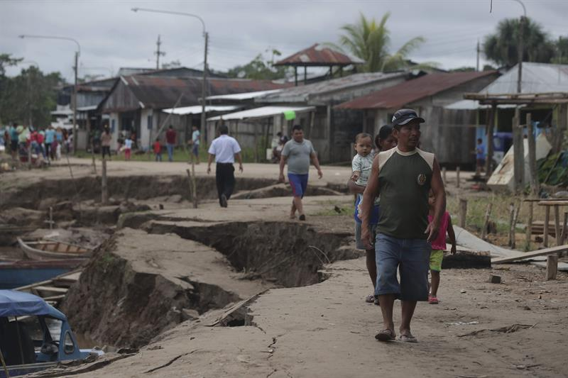 Nuevos sismos alertan a Perú tras terremoto en Amazonía