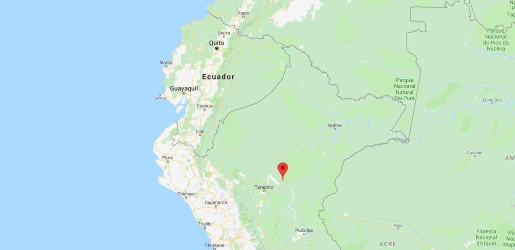 Un fuerte sismo se sintió en la madrugada del domingo, en varias ciudades de Ecuador