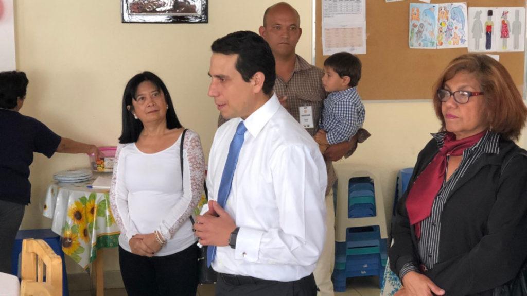 Embajador venezolano en Ecuador  ve con buenos ojos la posible visa humanitaria para sus compatriotas