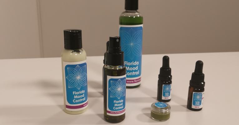 Champús, cremas, pomadas y aceites son algunos de los productos que contienen CBD.
