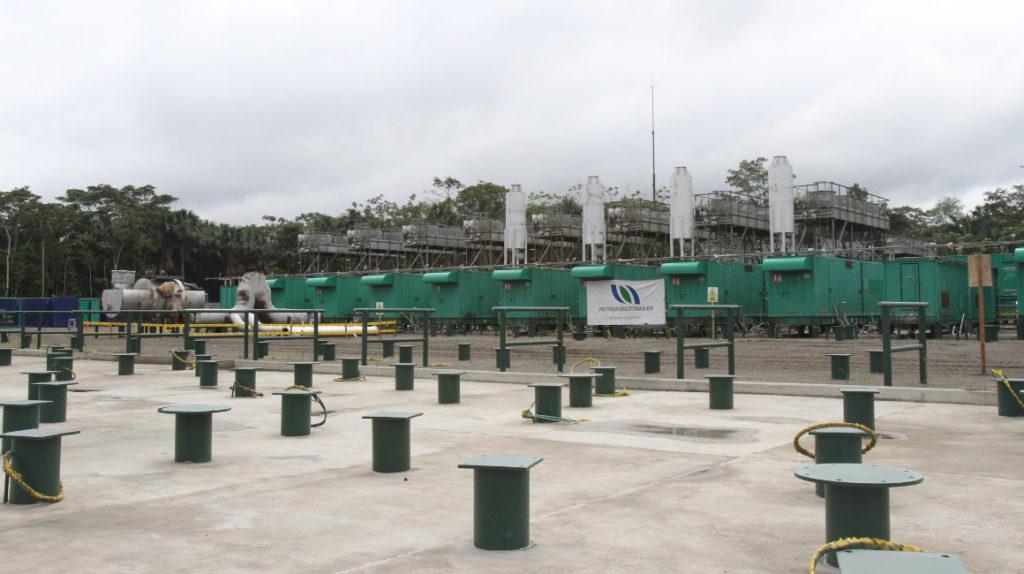 Récord en el ITT: Petroamazonas alcanzó más de 80.000 barriles diarios de petróleo