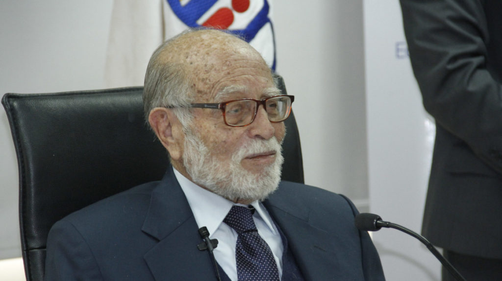 Julio César Trujillo: uno de los últimos sobrevivientes de la generación política que luchó contra las dictaduras