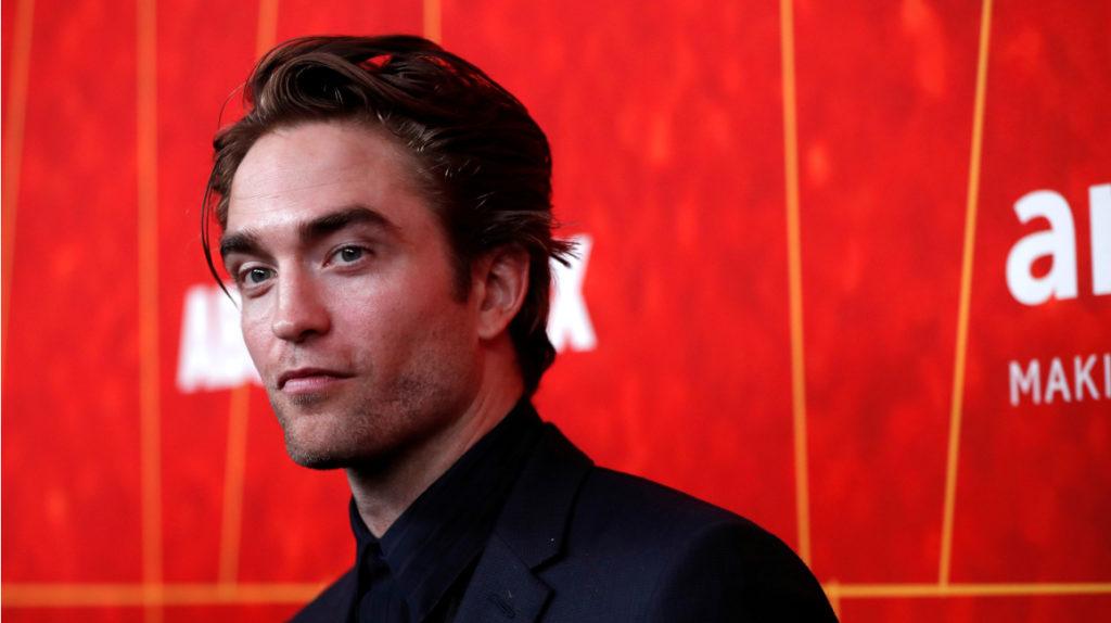 Robert Pattinson suena como el nuevo Batman y los fans explotan