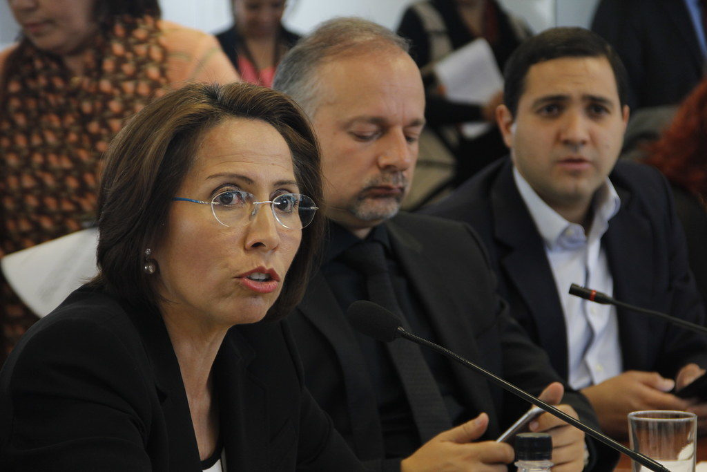 María de los Ángeles Duarte asegura que no manejó fondos de campaña de Alianza PAIS
