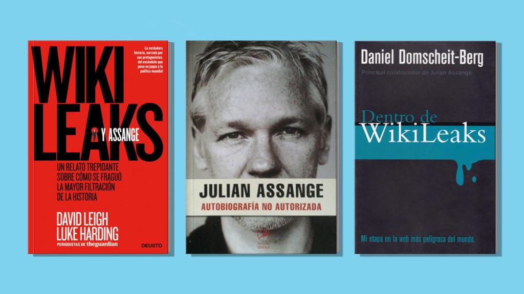 Cinco versiones de Assange: más allá del bien y del mal