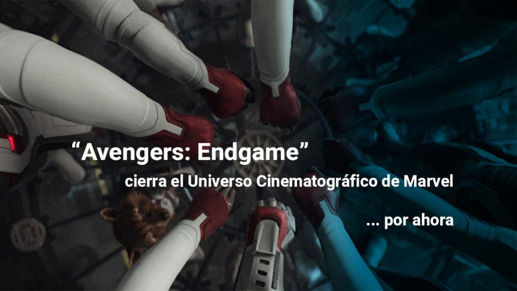 Salvar al mundo, acabar con todo y quedarse en el camino. Crítica a 'Avengers: Endgame'