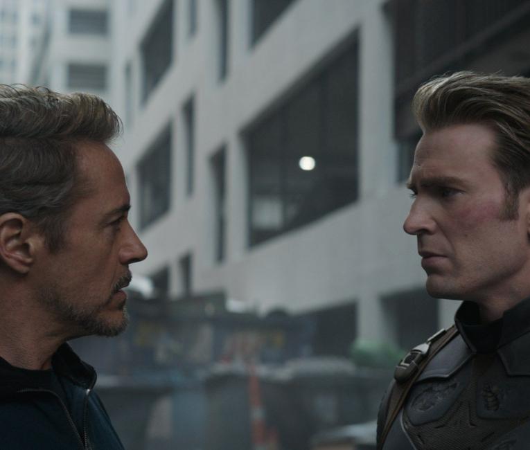 Tony Stark y Capitán América, en una última aventura.