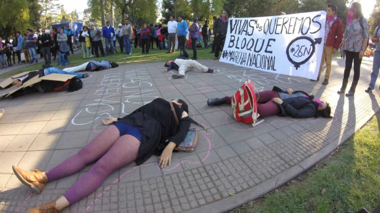 Evitar el femicidio es una de las principales luchas de los colectivos feministas y de derechos humanos.