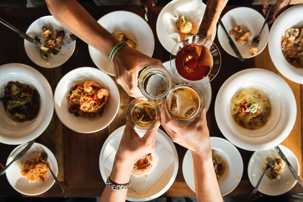 Abusar de los restaurantes