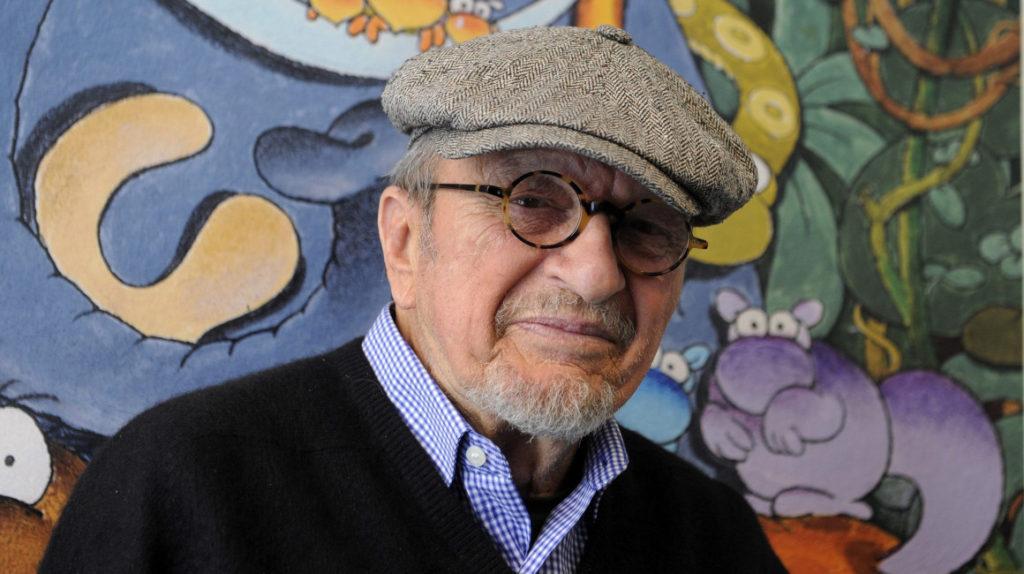 Muere en España el dibujante humorístico argentino Guillermo Mordillo