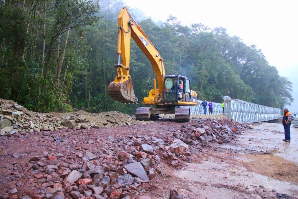 La circulación vehicular por vía Papallacta – Baeza, en Napo, está restringida