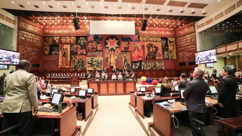 La Asamblea tendrá unos 150 legisladores en 2021