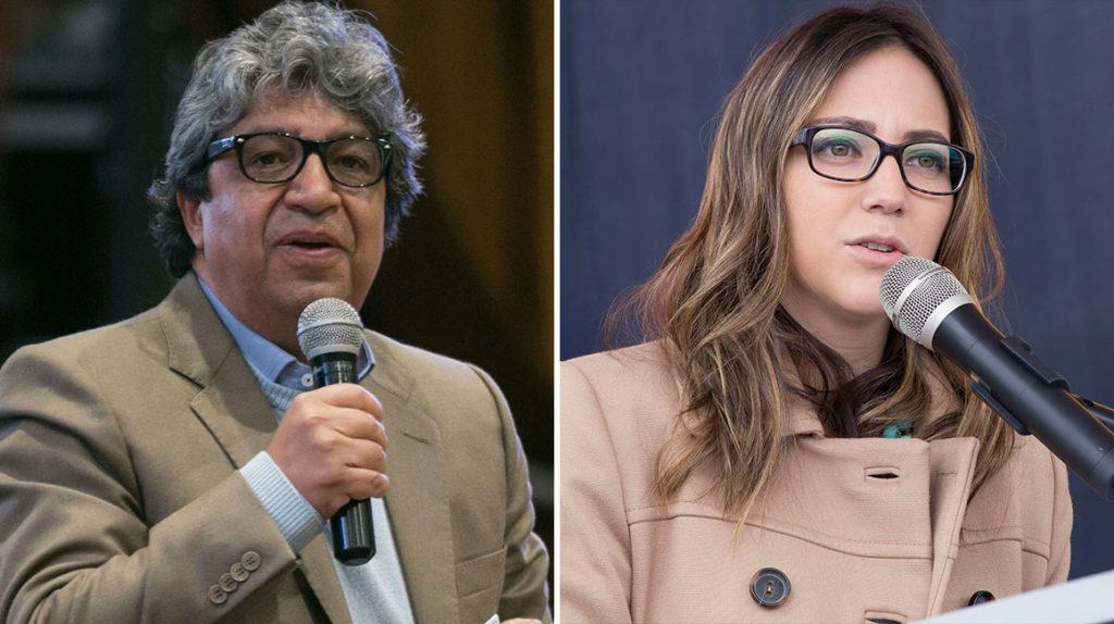 Luna y Espinosa, dos ministros que dejan sus cargos en un solo día