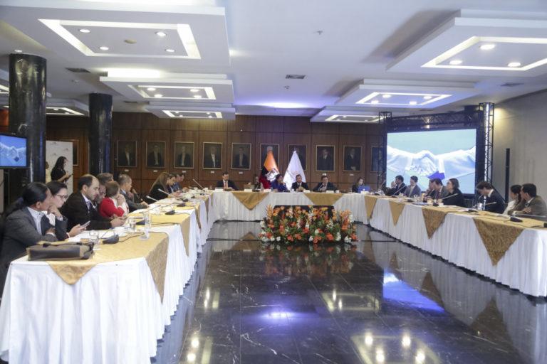 La Comisión de Justicia convocó a varias autoridades para conocer propuestas de reformas al COIP.