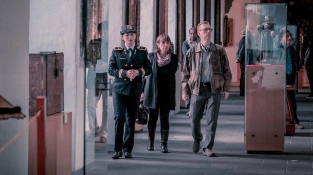 Embajador de Estados Unidos paseó por el Centro Histórico de Quito