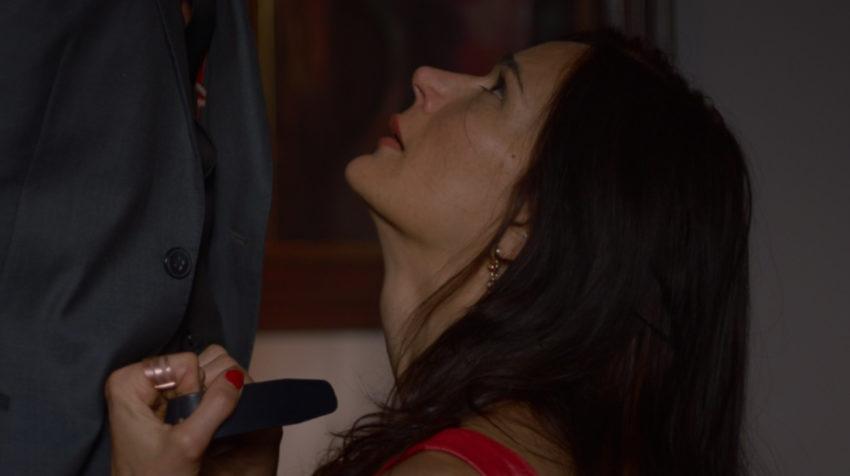 Nöelle Schönwald interpreta a Dana en 'La mala noche'.