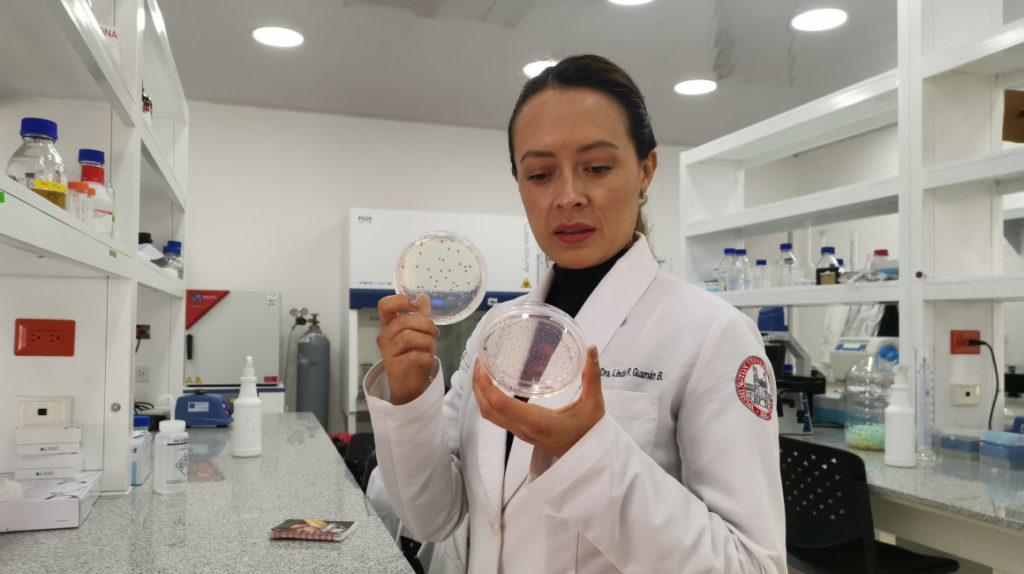 Científica Linda Guamán se suma al equipo del Municipio de Quito