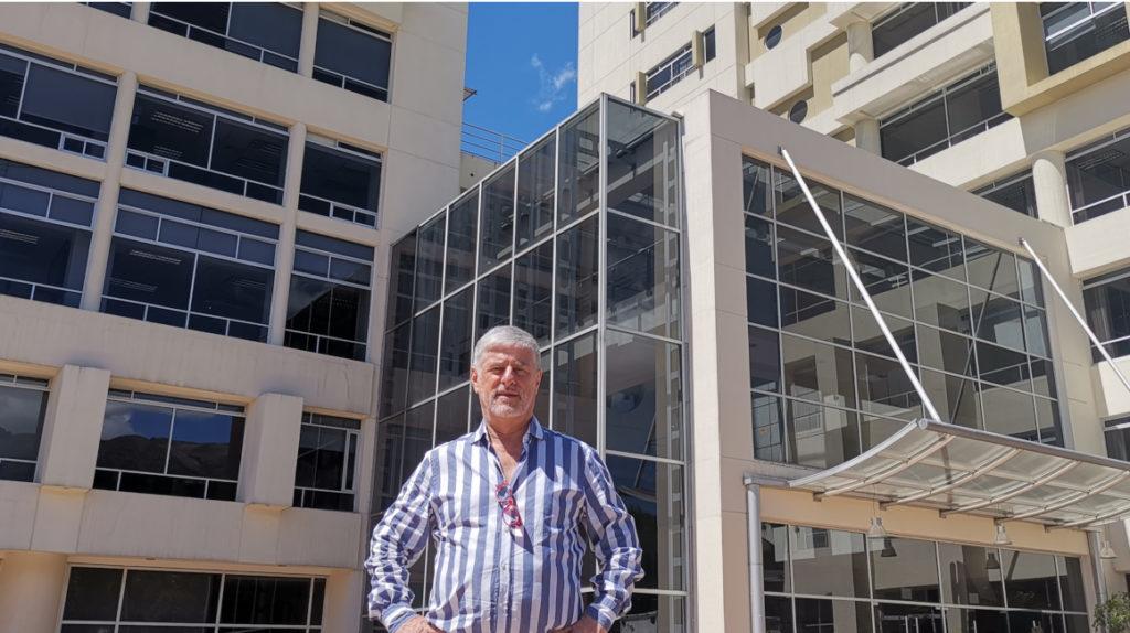 Fernando Carrión se aparta del Municipio de Quito