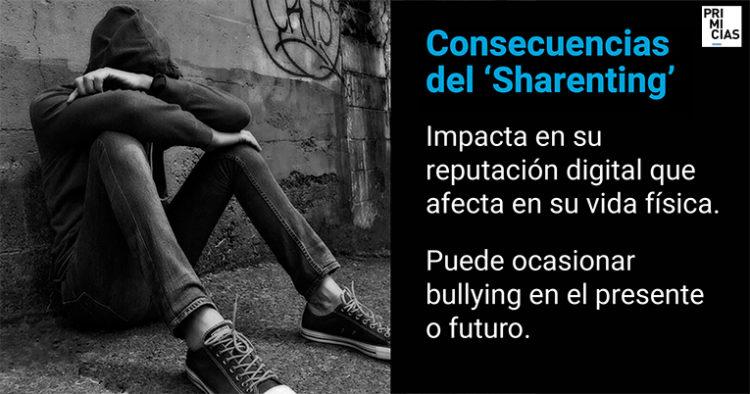 Consecuencias del sharenting