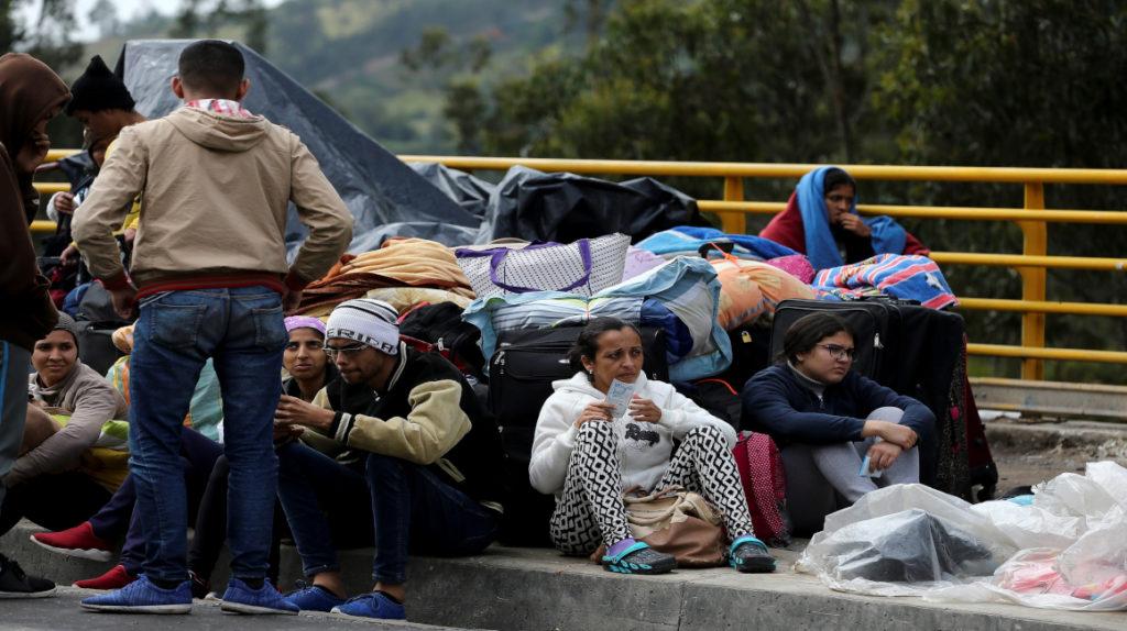 Gobierno ofrece una amnistía migratoria a venezolanos que no hayan violado leyes ecuatorianas