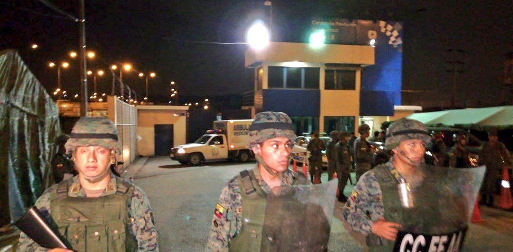 Falta de jueces causa hacinamiento en cárceles, dice Iván Saquicela