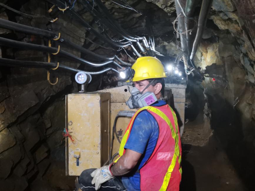 Regalías por USD 41,8 millones deja la minería entre enero y abril de 2019