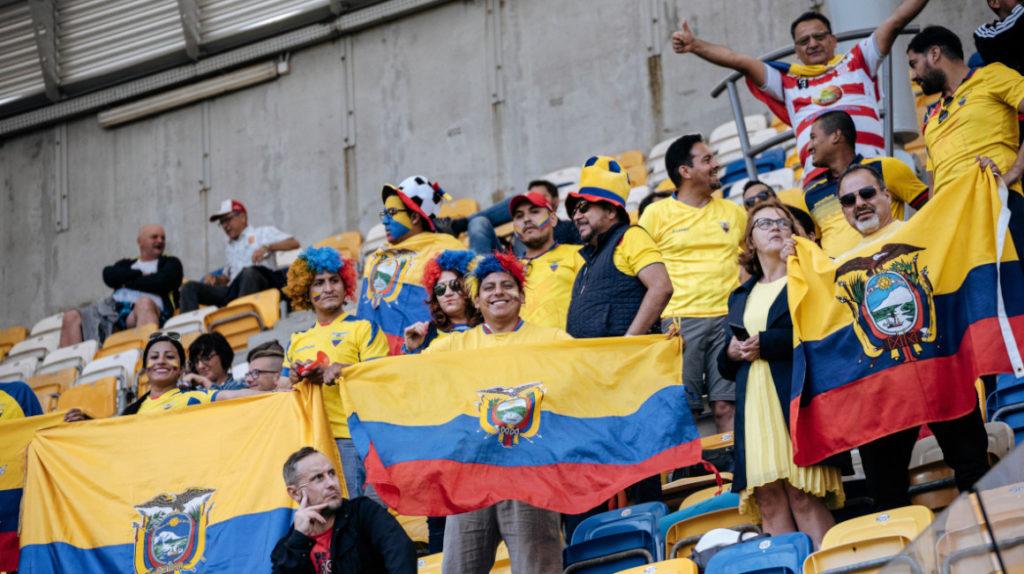 Moreno plantea a Perú y Colombia organizar juntos el Mundial de 2030