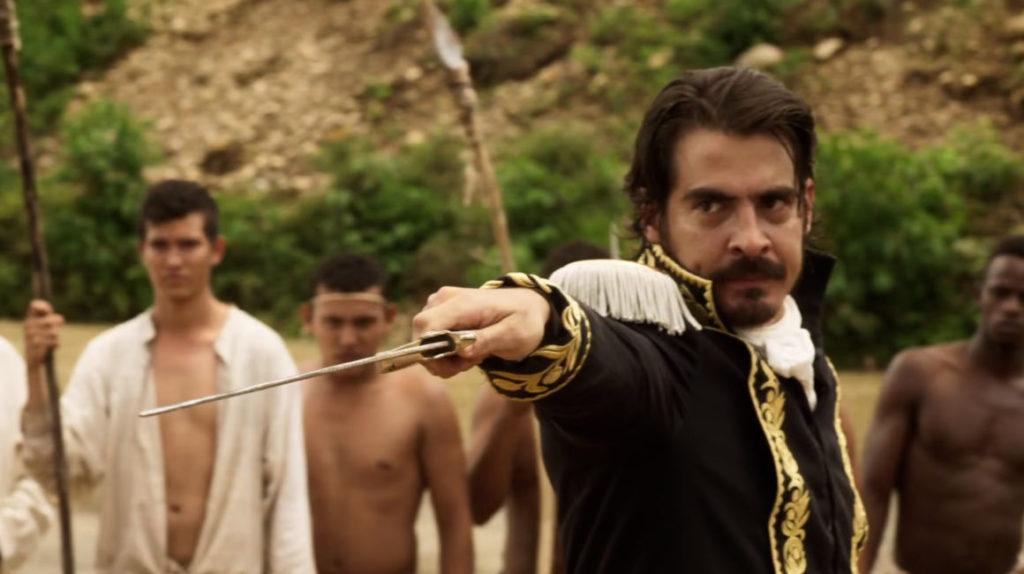 Netflix estrenará miniserie sobre Simón Bolívar