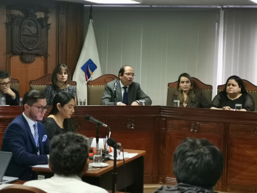 Corte Constitucional analiza pedido de Consulta Popular en Carchi e Imbabura
