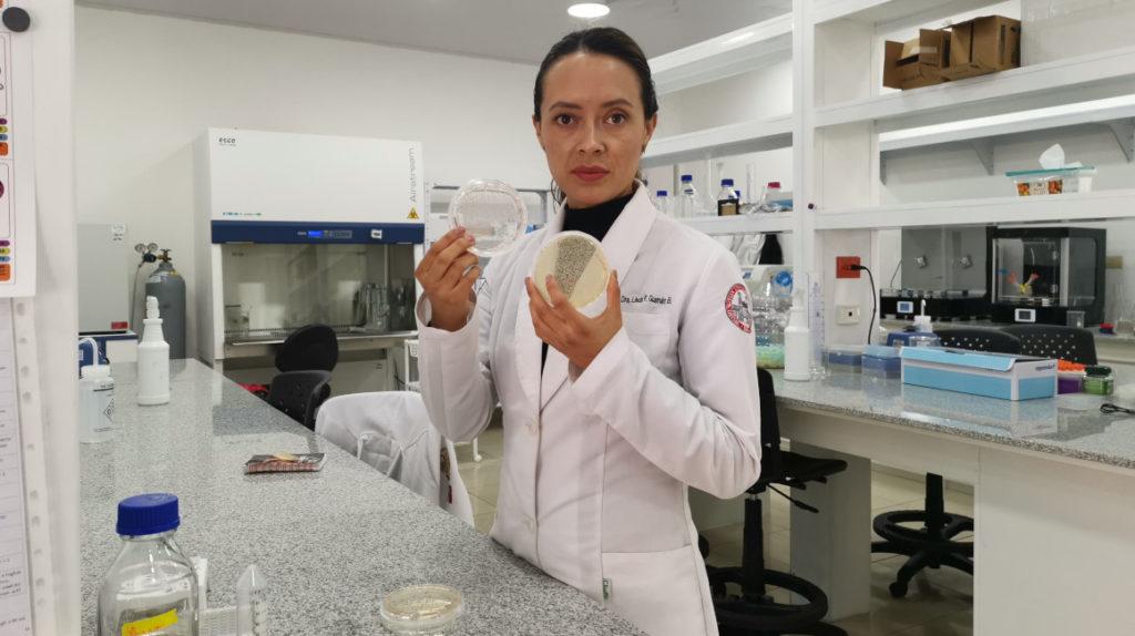 Científica ecuatoriana reconocida entre las '100 líderes del futuro en biotecnología' en MIT & Harvard, Cambridge