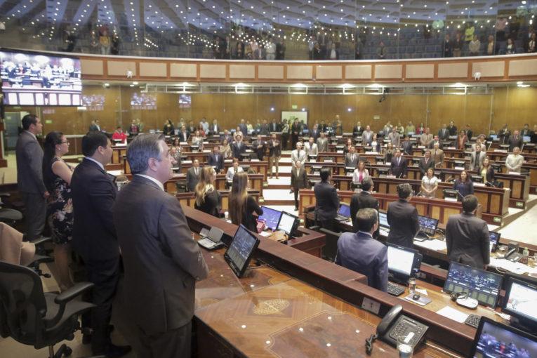 Imagen de Archivo. Sesión del Pleno de la Asamblea Nacional.
