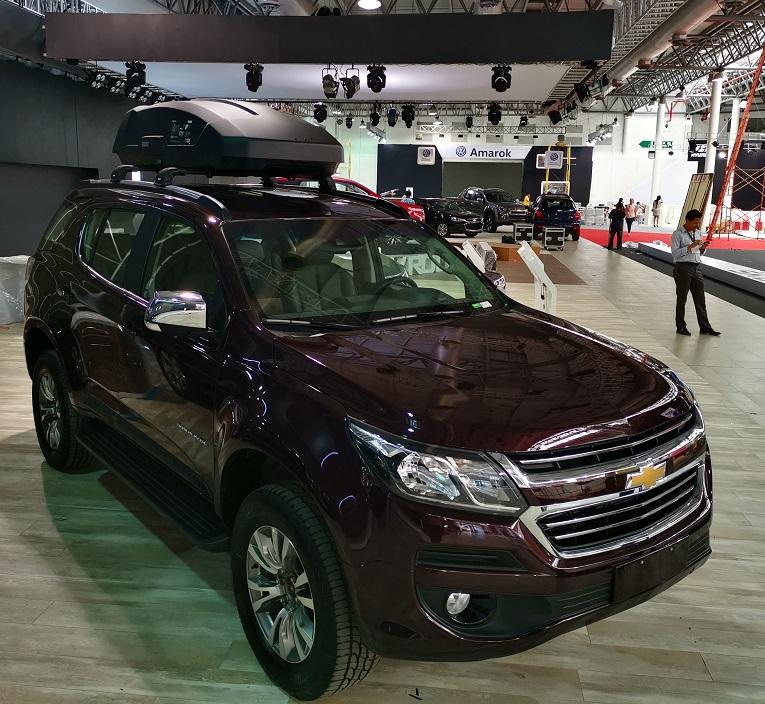 Del total de autos vendidos hasta abril del 2019, Chevrolet tiene una participación del 34%.