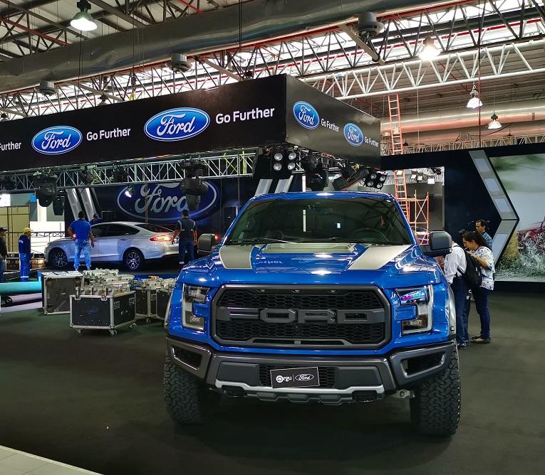 Raptor es la edición 2020 de la marca Ford.