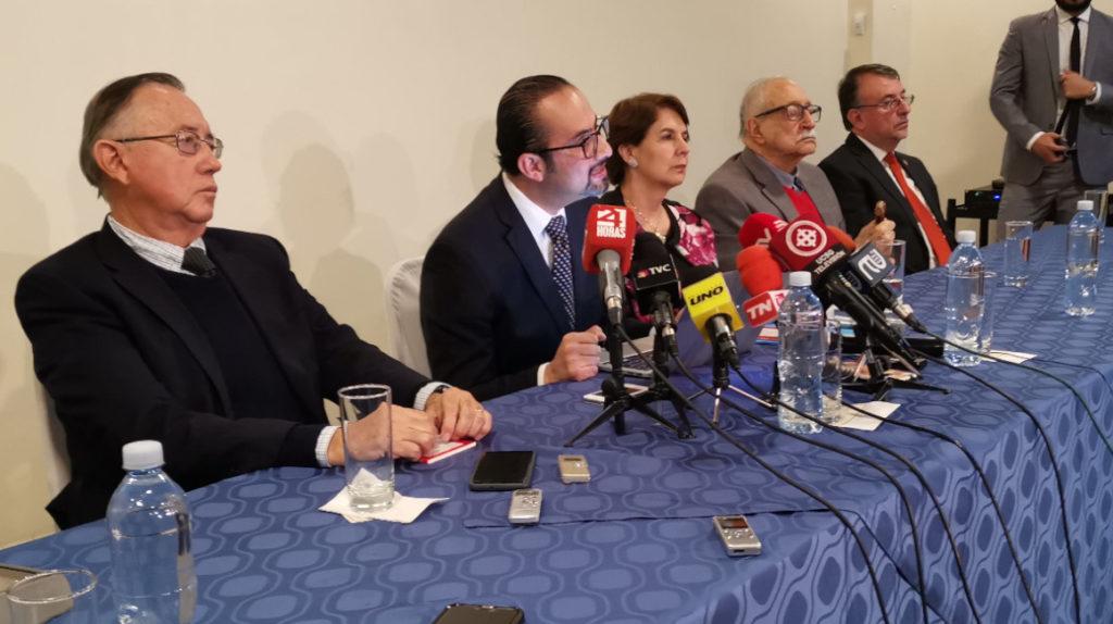 Comité de Reinstitucionalización plantea eliminación del CPCCS
