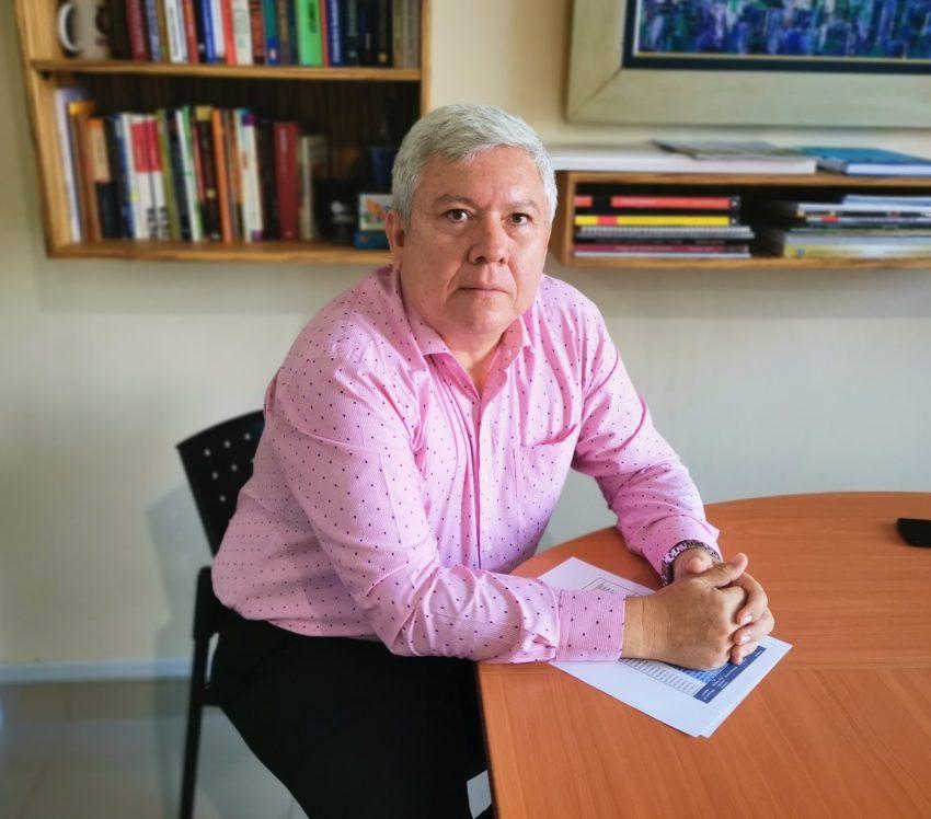 Fausto Ortiz fue ministro de Finanzas entre 2007 y 2008, durante el gobierno de Rafael Correa.