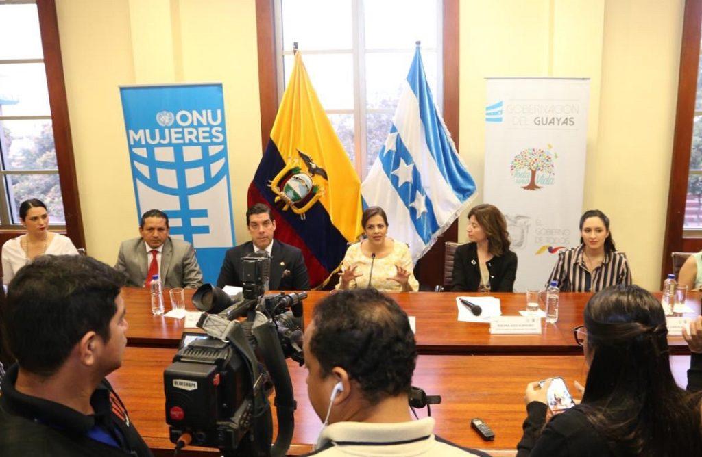 Ministerio del Interior confirma que cooperará con el Plan Más Seguridad de Guayaquil