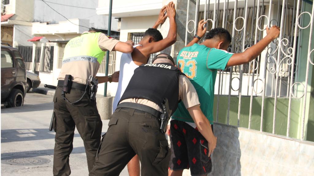 Más de 4.600 guayaquileños han sufrido robos entre enero y junio de 2019