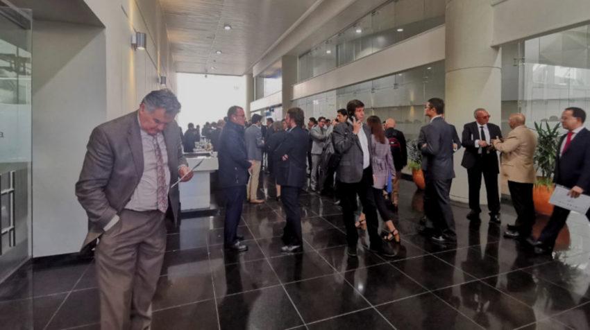 Representantes de 45 empresas asistieron a la presentación de los proyectos.