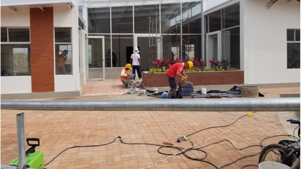 Sector de la construcción: estancado en los primeros cincos meses de año