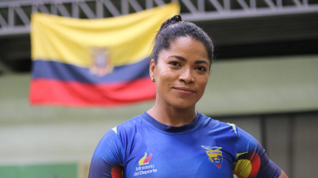 Alexandra Escobar rompe récord panamericano en halterofilia al levantar 97 kilogramos