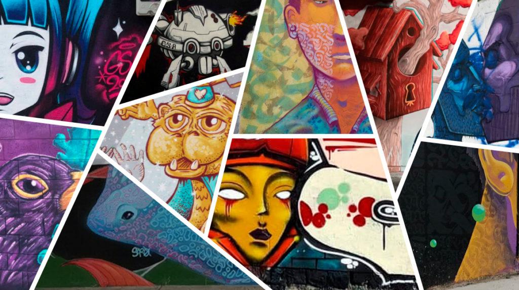 Murales y graffitis, el arte urbano entre la ilegalidad y la apropiación de la ciudad