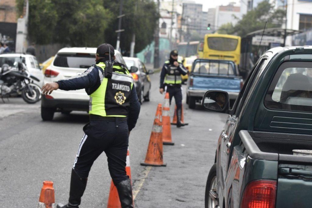 El pico y placa se aplicará en Quito todo el día desde septiembre de 2019