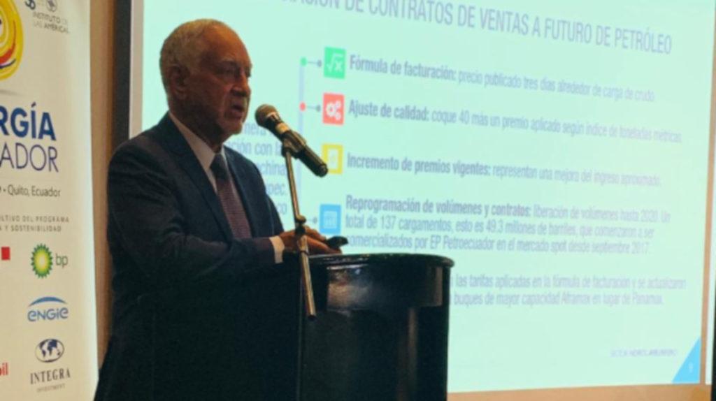 Ministerio de Ambiente entrega licencias ambientales para la perforación del campo Ishpingo, en el ITT