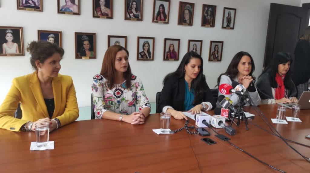 La elección de la reina de Quito será el 28 de noviembre de 2019
