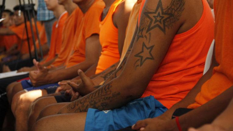 Algunos de las personas privadas de libertad que integran el sistema penitenciario ecuatoriano.