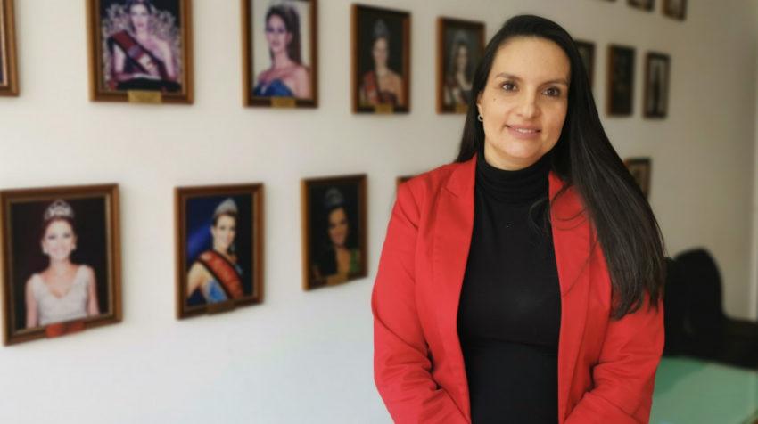 Sofía Arteta, directora ejecutiva de la Fundación Reinas de Quito.