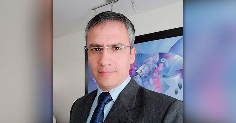 Xavier Sánchez, subgerente de Ecuagoldmining, espera que el proyecto minero Río Blanco sea reactivado en octubre de 2019