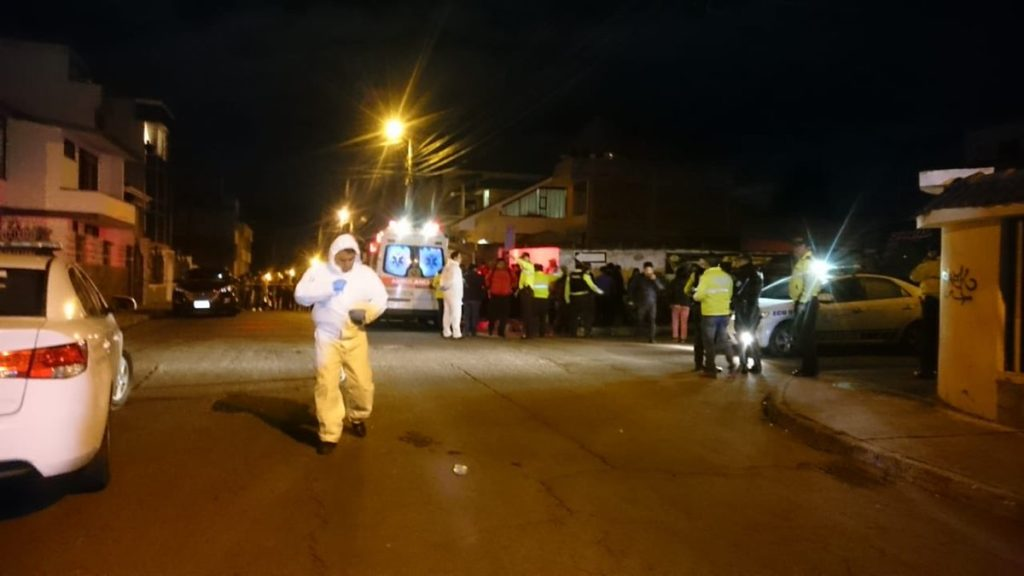 Municipio de Riobamba rechaza asesinato de concejal y declara tres días de luto